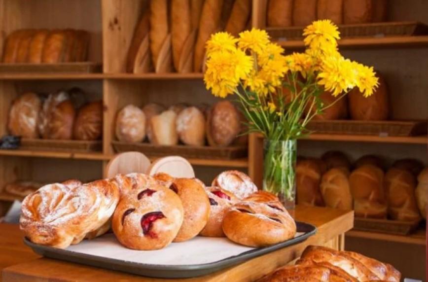 рецепты хлебобулочных изделий для пекарни с фото ничего необычного