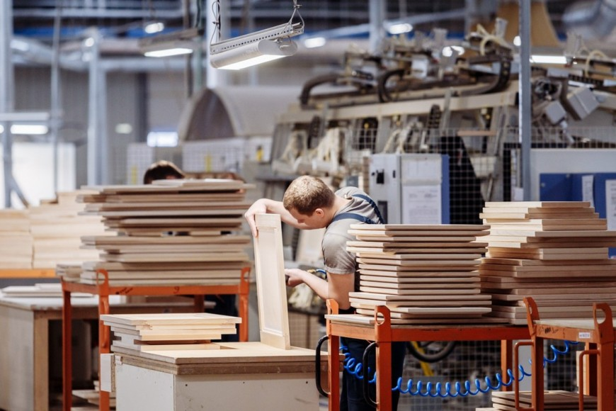 Мебельное производство(кухни и корпусная мебель)